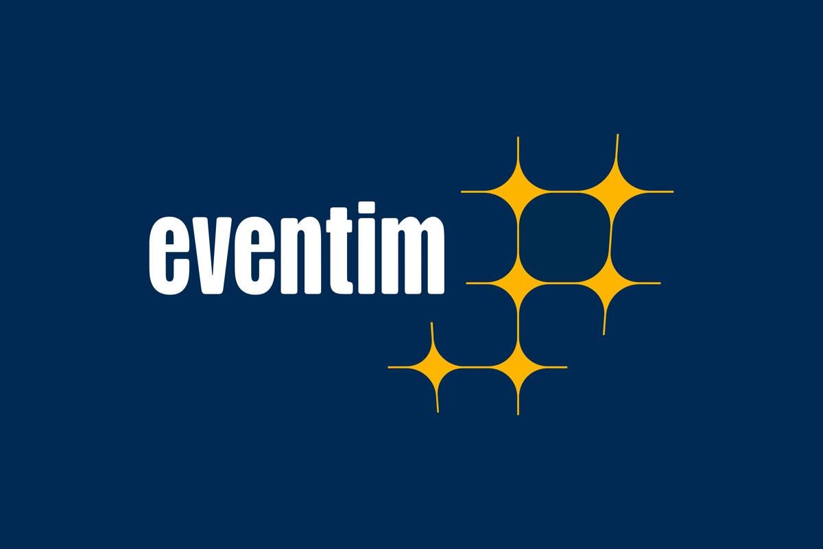 Das Logo von Eventim.