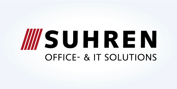 Suhren-Logo-Redesign: Office- und IT-Solutions