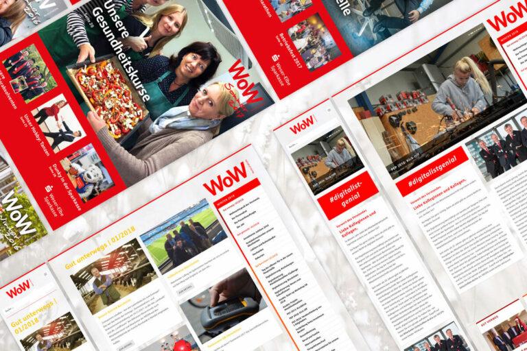 Online-Magazin für die Weser-Elbe Sparkasse 1