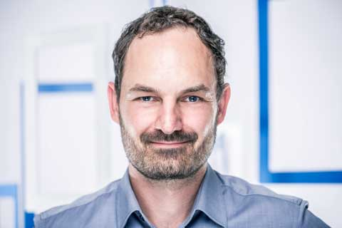 Portrait von Alexander Ott