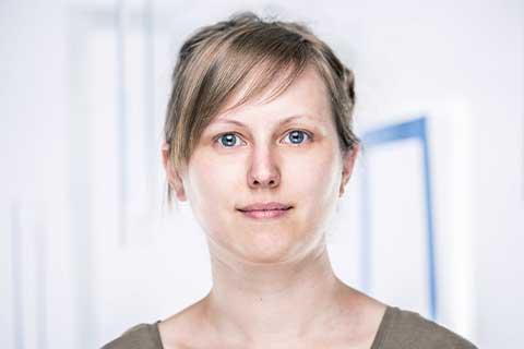 Portrait von Jasmin Böttjer