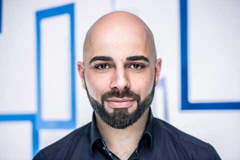 Portrait von Mario Avak