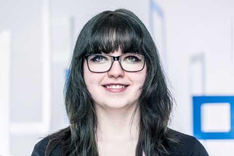 Portrait von Nadja Kumpfmueller
