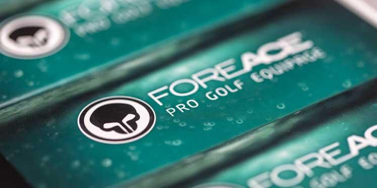 Golfball-Verpackungen von foreace