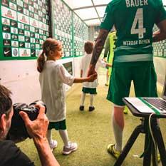 a&o bei Werder Bremen