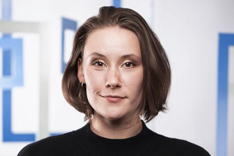 Portrait von Charlotte Frömel